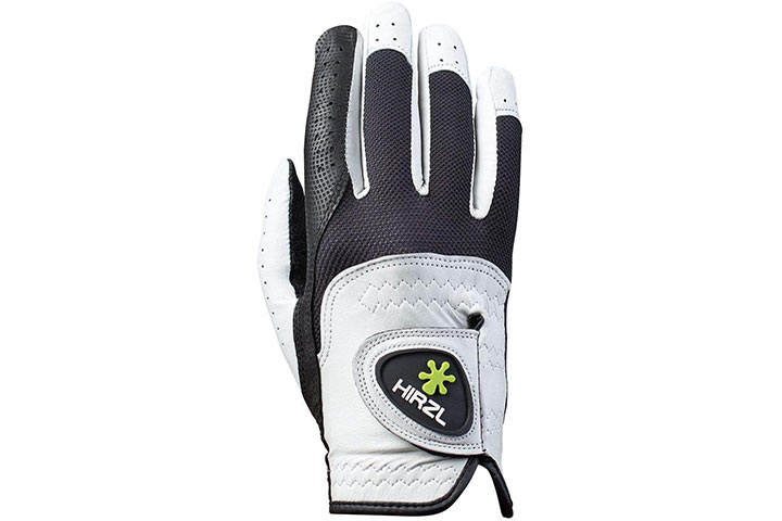 Hirzl Leather Golf Glove for Men