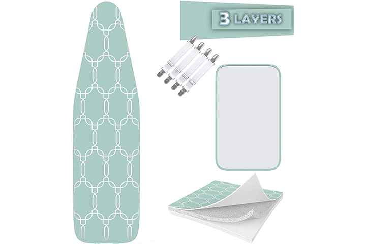 Ironing Board Cover by Balffor