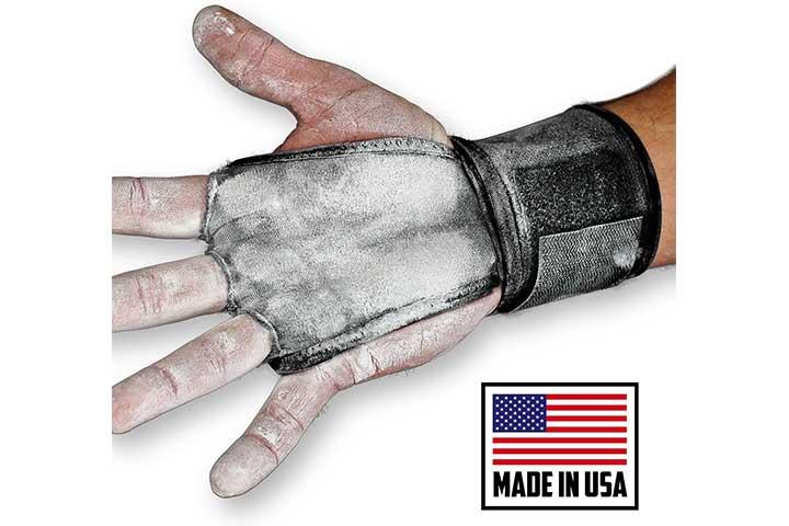 JerkFit WODies Hand Grips with Wrist Wraps