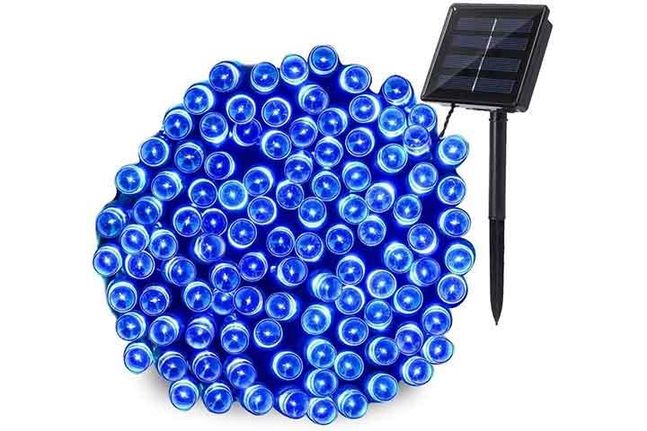 Joomer Solar String Lights (Multi-Color)
