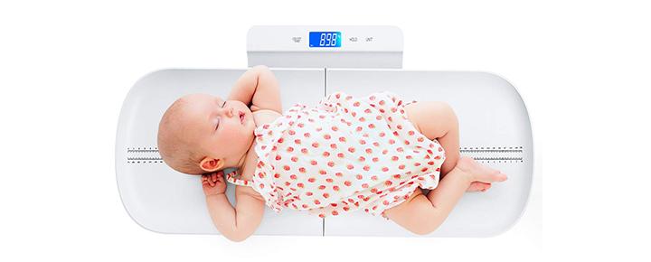 KUBEI Multifunctional Digital Baby Scale