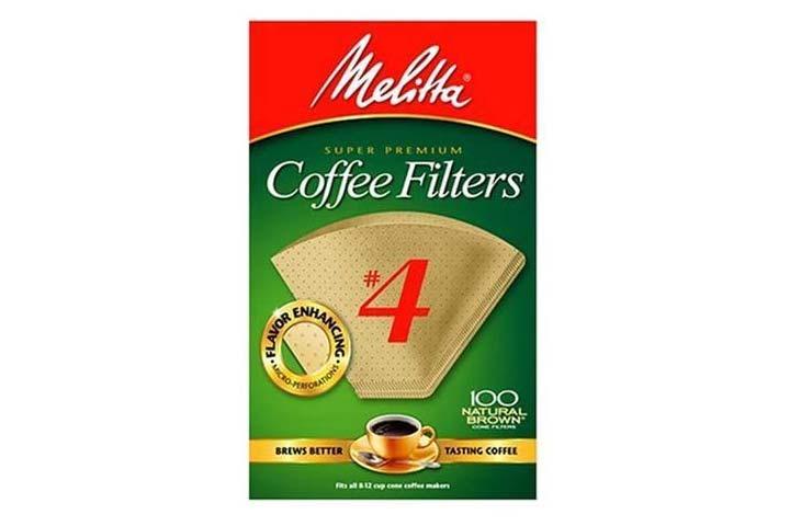 Melitta Cone Coffee Filters