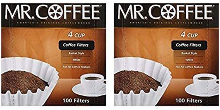Mr. Coffee 100-Count Coffee Filter