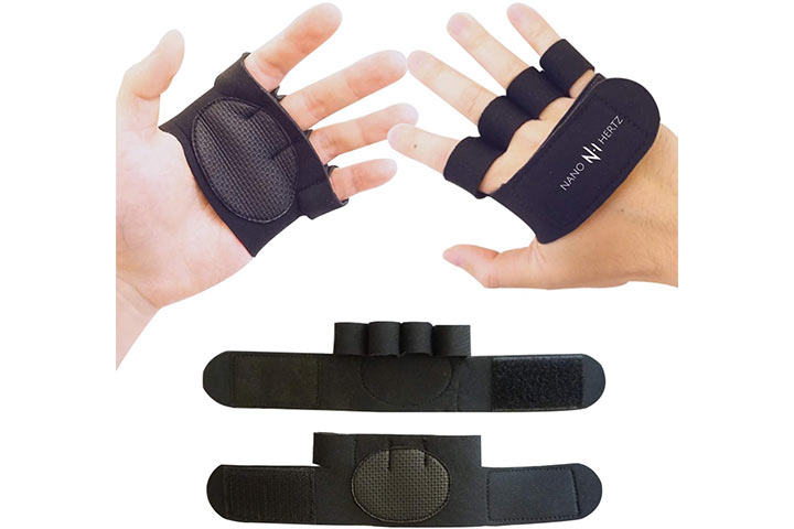 NH Weight-Lifting CrossFit Workout Fitness Gloves