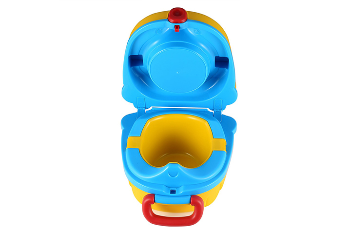 ONEDONE Small Portable Potty for Toddler