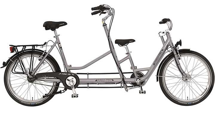 PFIFF Tandem Bicycle