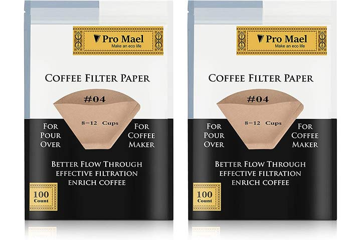 Pro Mael #4 Cone Coffee Filters