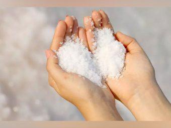 नमक से घर में प्रेगनेंसी टेस्ट कैसे करें?    Salt (Namak) Pregnancy Test In Hindi