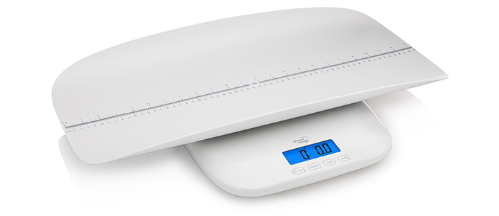 Smart Weigh Grow With Me Baby Scale