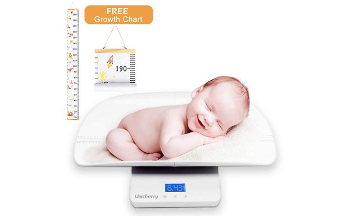 Unicherry Multifunctional Baby Scale