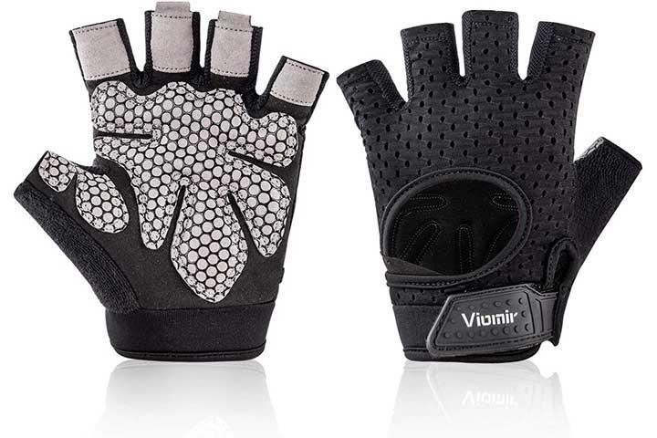 Viomir Ultralight Workout Gloves