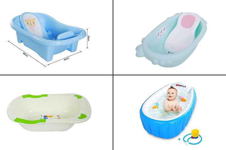 11 Best Baby Bathtubs