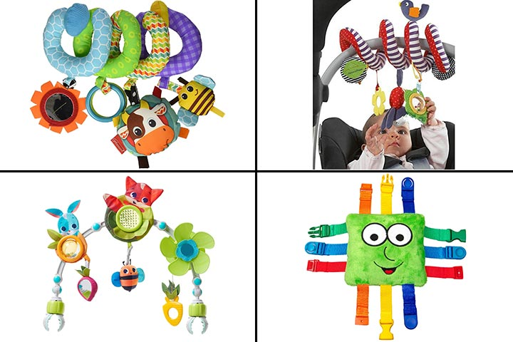 11 Best Car Seat Toys To Buy In 2020