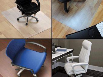 11 Best Chair Mats For Hardwood Floors In 2020