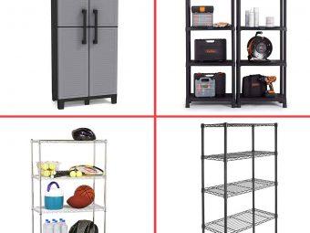 11 Best Garage Shelving Units In 2021
