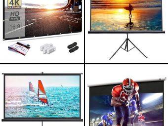 11 Best Projector Screens