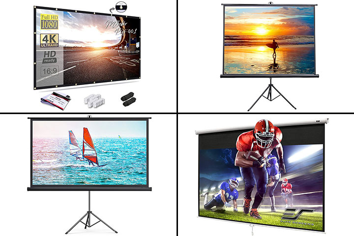 11 Best Projector Screens Web-MJ