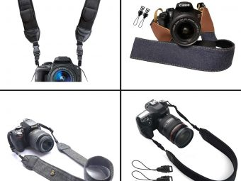 13 Best Camera Straps Of 2021