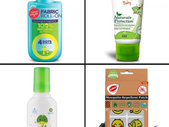 13 Best Mosquito Repellents For Babies In India In 2021