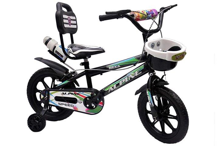 Alpine BMX Unisex Kids Cycles2