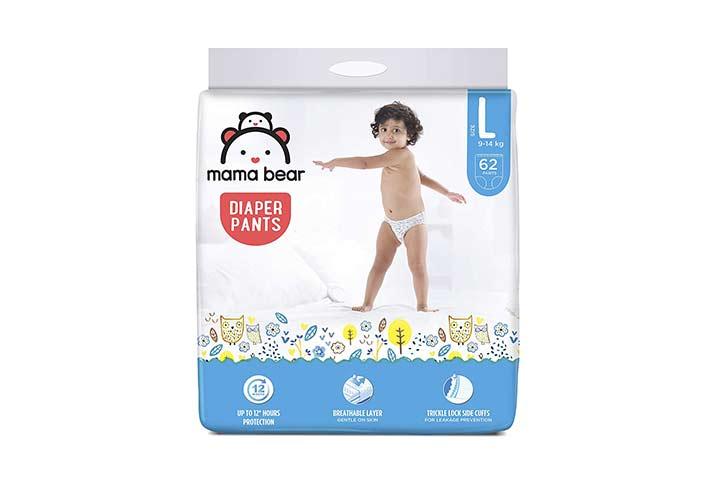 Amazon Brand Mama Bear Baby Diaper Pants