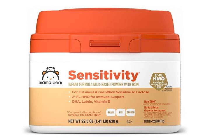 Amazon Brand - Mama Bear Gentle Infant Formula