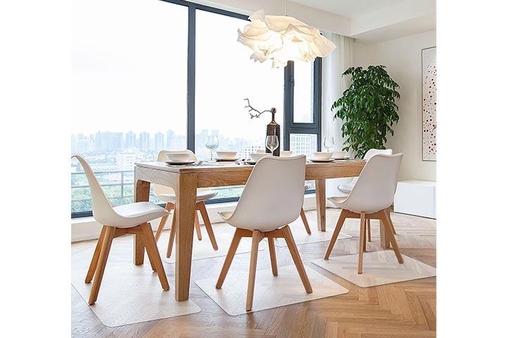 Azadx OfficeHome Desk Chair Mat