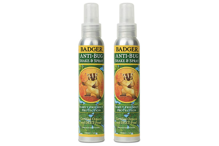 Badger- Anti-Bug Shake & Spray