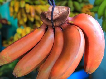 வயிற்றில் வளரும் குழந்தைக்கு செவ்வாழைப் பழம் செய்யும் நன்மைகள் -  Benefits of Red banana in Tamil