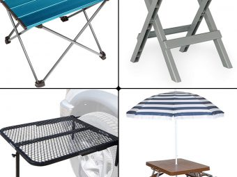 13 Best Camping Tables To Buy In 2021