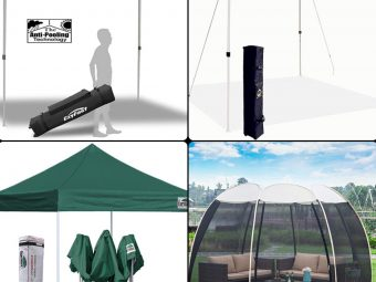 13 Best Canopies For Camping In 2021