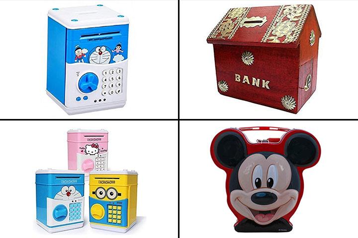 Best PiggyMoney Bank For Kids To Buy