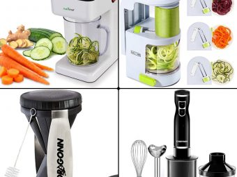 11 Best Zoodle Makers To Buy In 2021