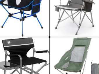 13 Best Camping Chairs Of 2021 To Enjoy A Relaxing Weekend