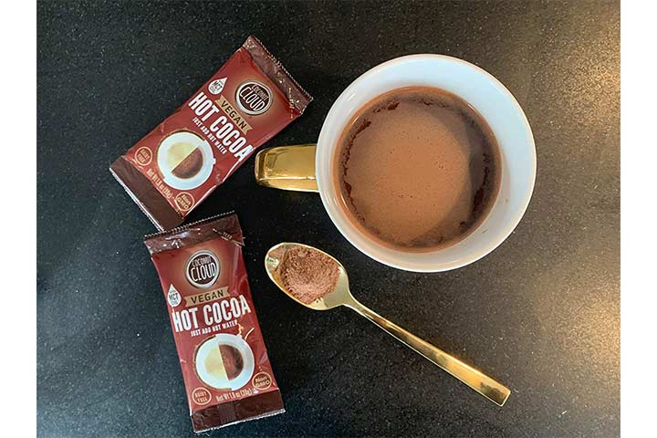 Coconut Cloud Dairy Free Hot Chocolate Mix