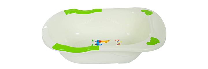 GZANAN Non-Slip Baby Bathtub