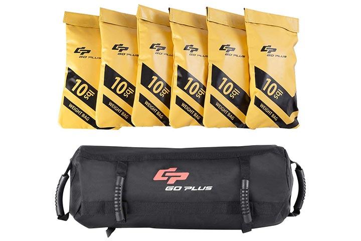 Goplus Workout Fitness Sandbag
