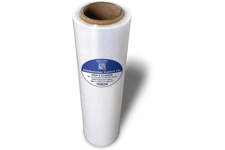 International Plastics Co. Gauge Stretch Film