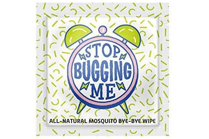 La Fresh Mosquito Repellent Wipes
