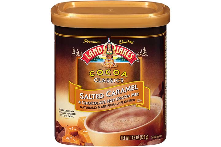 Land O Lakes Canister Hot Cocoa Mix