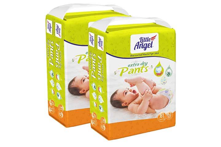 Little Angel Baby Diaper Pants