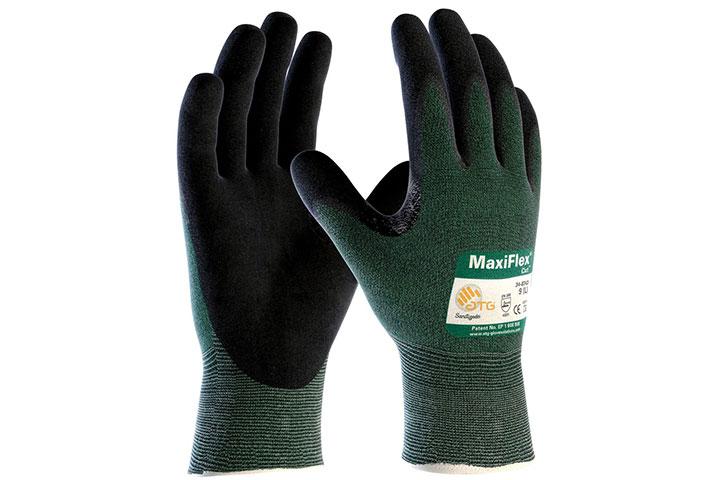 MaxiFlex Cut 34-8743 Cut Resistant Nitrile Coated Work Gloves