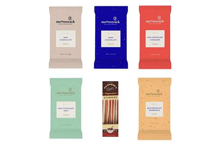 Moonstruck Chocolate Gourmet Hot Cocoa Mix