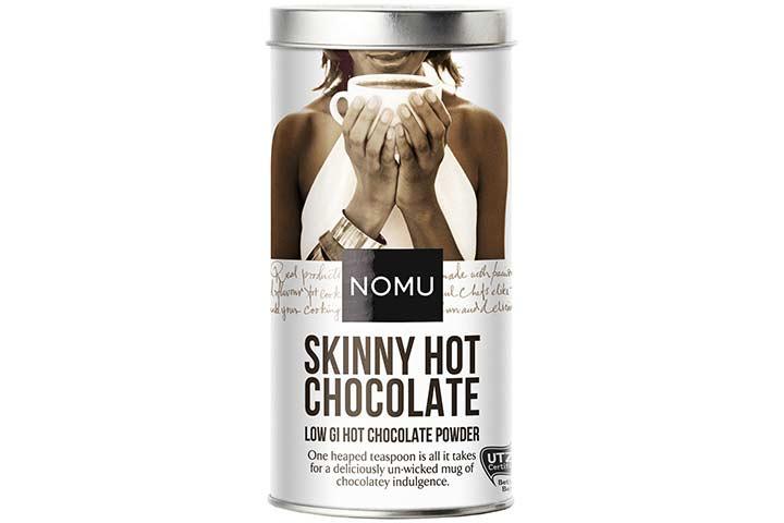 Nomu Skinny 60% Cocoa Hot Chocolate
