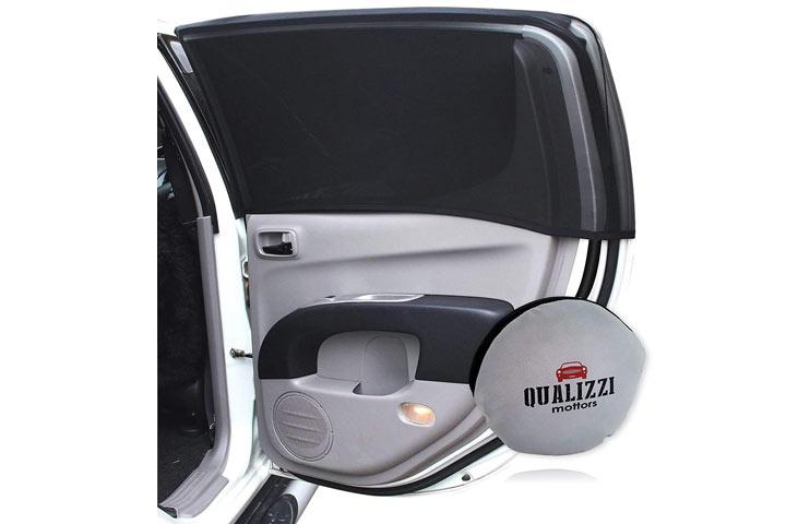 Qualizzi Car Window Sun Shades