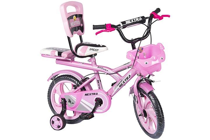 Speedbird 14-T Robust Double Seat Kid Bicycle