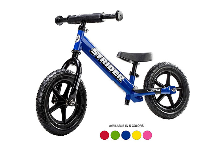 Strider -12 Sport Balancing Bicycle