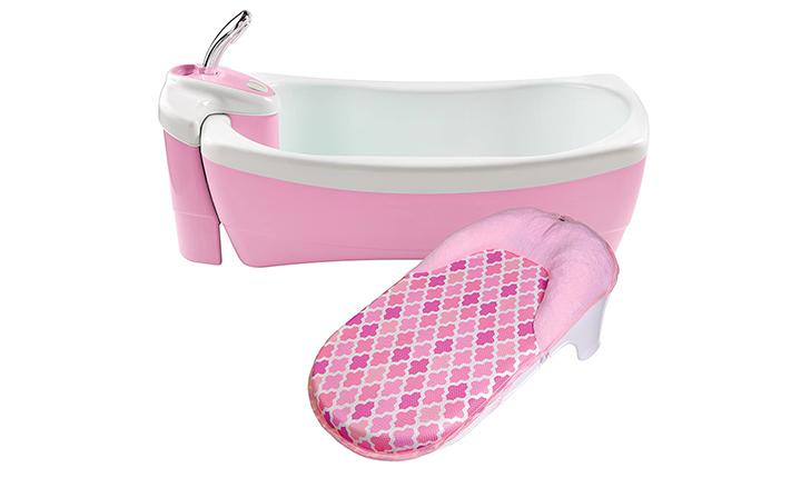 Summer Infant Store Lil Luxuries Bathtub