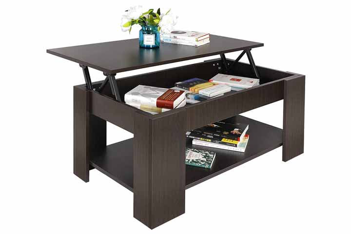 Super Deal Lift Top Coffee Table