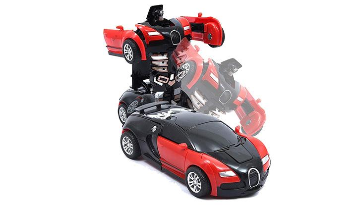 Tech Tawakkal Robot Car